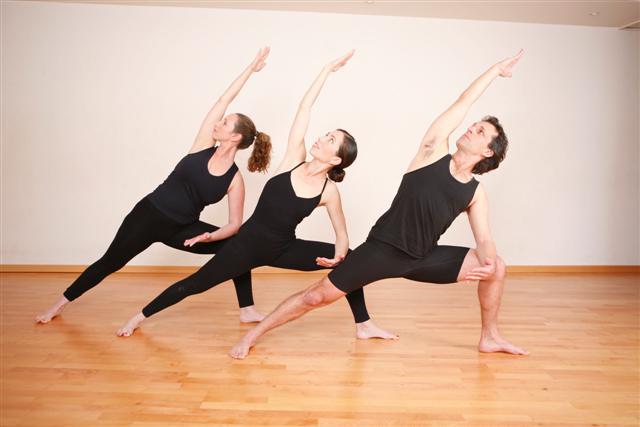 שיעור יוגה למתחילים מומלץ