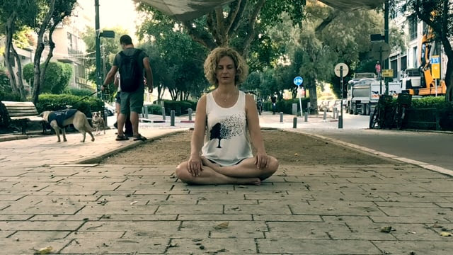מדיטציה בתל אביב